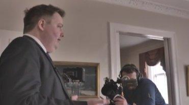 Zapytany o Panama Papers premier Islandii przerwał wywiad