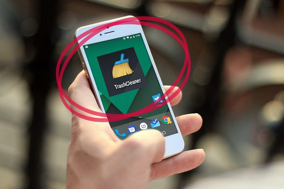 Korzystasz ze starszego smartfona? Uważaj na to co pobierasz