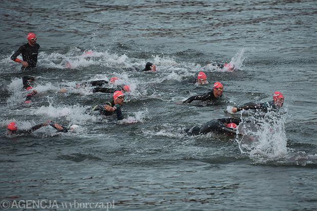 Zdjęcie numer 19 w galerii - Brytyjczyk James Teagle i Holenderka Sarissa De Vries najlepsi w triathlonowym Lotto Challenge Gdańsk 2021 [ZDJĘCIA]