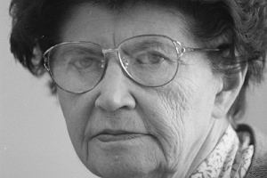 Prof. Teresa Rabska (20.10.1926 - 7.08.2018)