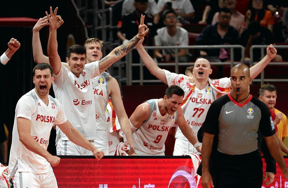Koszykarskie mistrzostwa świata Chiny 2019. Polska wygrała z Wenezuelą