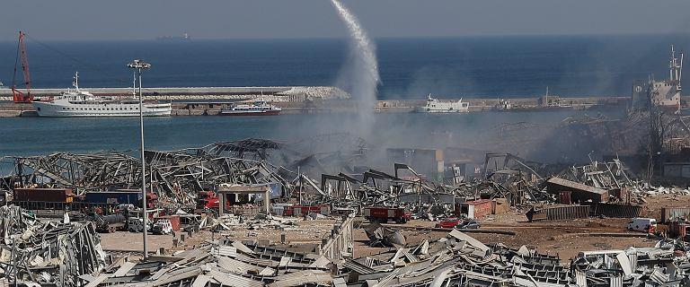 """Bejrut. Media: władze ignorowały ostrzeżenia o """"tykającej bombie"""""""