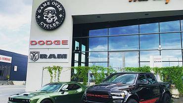 W Rzeszowie powstał nowy salon legendarnych amerykańskich marek Dodge & RAM