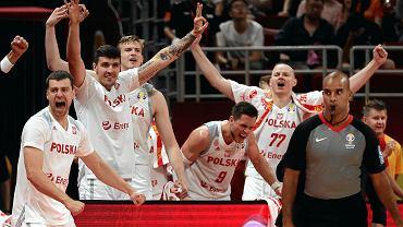 Mistrzostwa świata w koszykówce Chiny 2019. Polska pokonała Rosję i awansował do ćwierćfinału