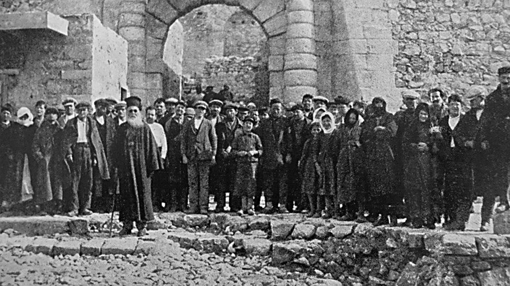 Na Spinalondze od 1903 aż do 1957 roku działała jedna z ostatnich w Europie zamkniętych kolonii dla chorych na trąd (materiały prasowe)