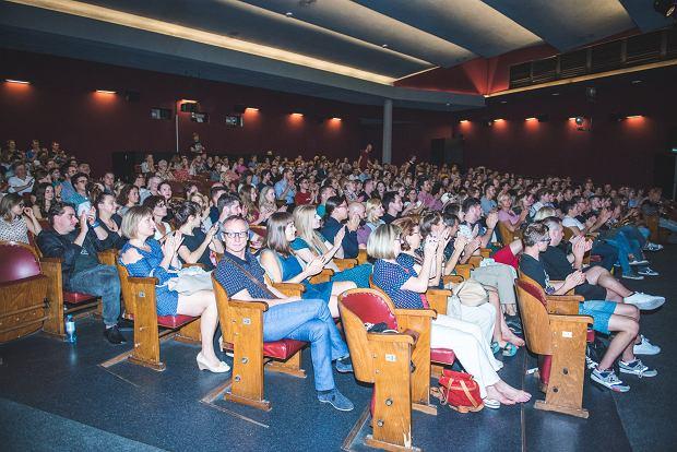Kino Elektronik w Warszawie (materiały partnera)