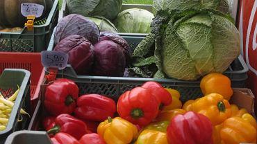 Warzywa są zdrowe, ale ich średnia cena poraża