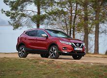 Nissan Qashqai to samochód, który wolno traci na wartości. Za kilka lat korzystnie go sprzedasz
