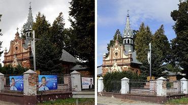 Kościółek na Rynku Wieluńskim w czwartek 18 września  i piątek 20 września