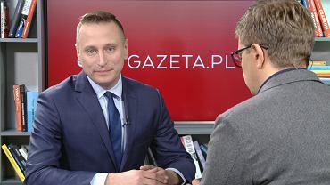 Gościem Porannej rozmowy gazeta.pl będzie Krzysztof Brejza