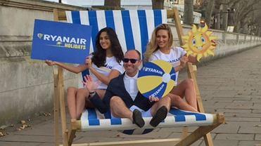 Ryanair Holidays - nowa usługa Ryanair