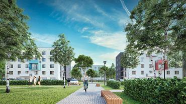 Sosnowiec zapowiada budowę kolejnych bloków komunalnych przy ul. Traugutta