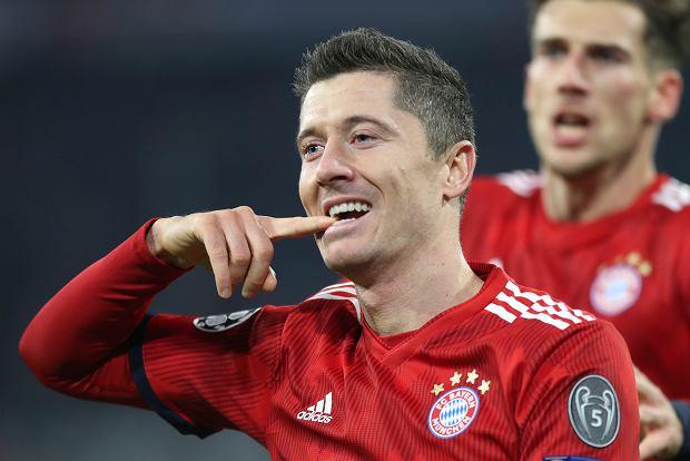 Zdjęcie numer 1 w galerii - Losowanie 1/8 finału Ligi Mistrzów. Znamy rywala Bayernu Lewandowskiego