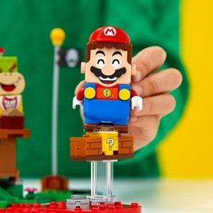 Mario z klocków Lego