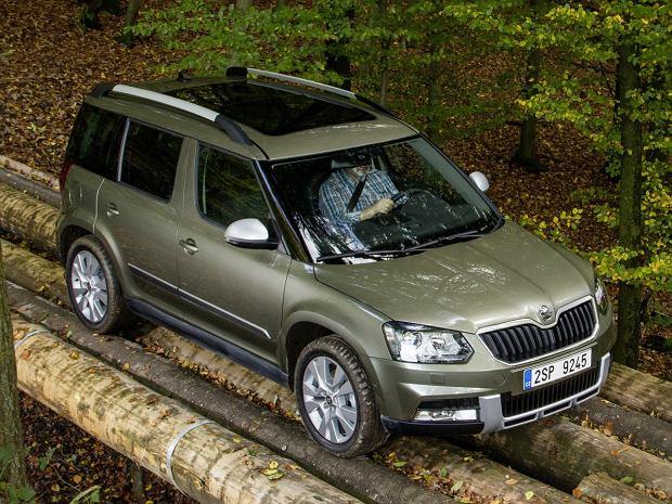 Kupujemy używane: Skoda Yeti kontra Kia Sportage III. Używane SUV-y nie narzekają na brak zainteresowania
