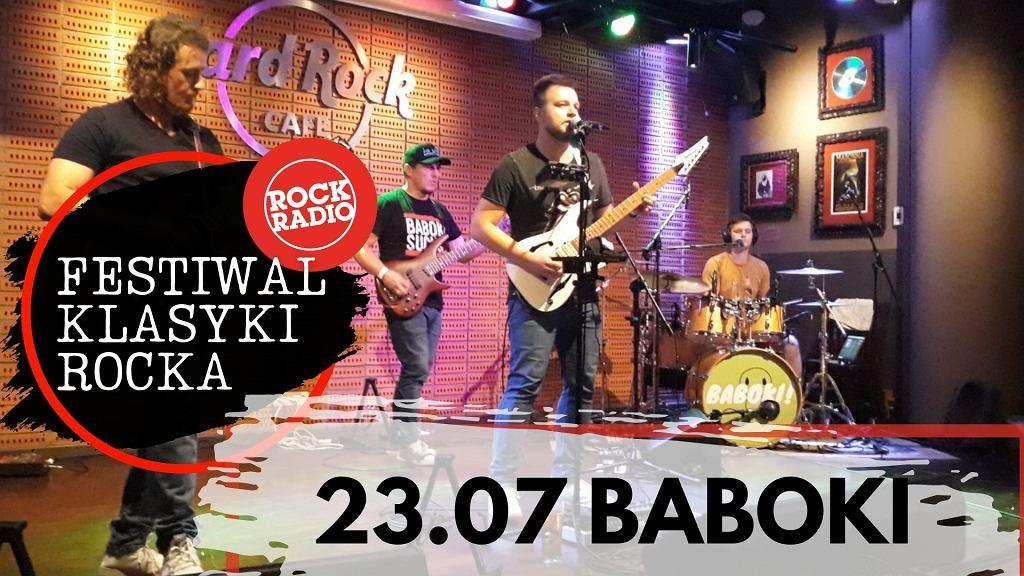 Festiwal Klasyki Rocka - Baboki