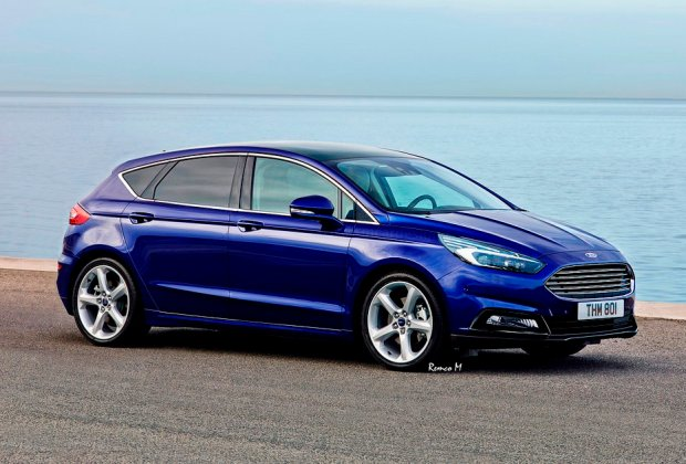 Nowy Ford Focus (render)