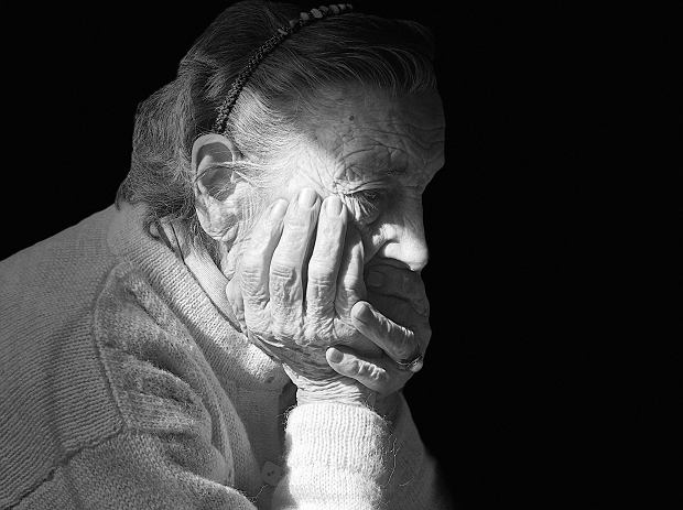 Stary człowiek nie jest zapominalski z natury. Nie ma czegoś takiego jak otępienie starcze