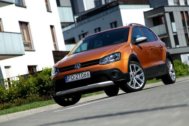 Volkswagen Cross Polo 1.2 TSI | Test | 15 mm stylu