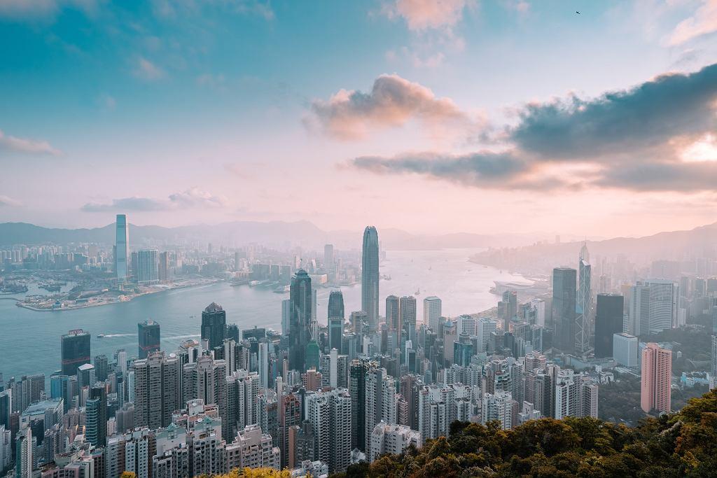 Hongkong/zdjęcie ilustracyjne