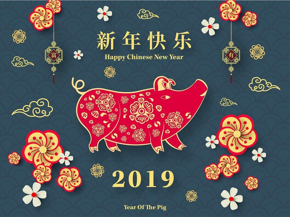 Horoskop chiński - rok Świni