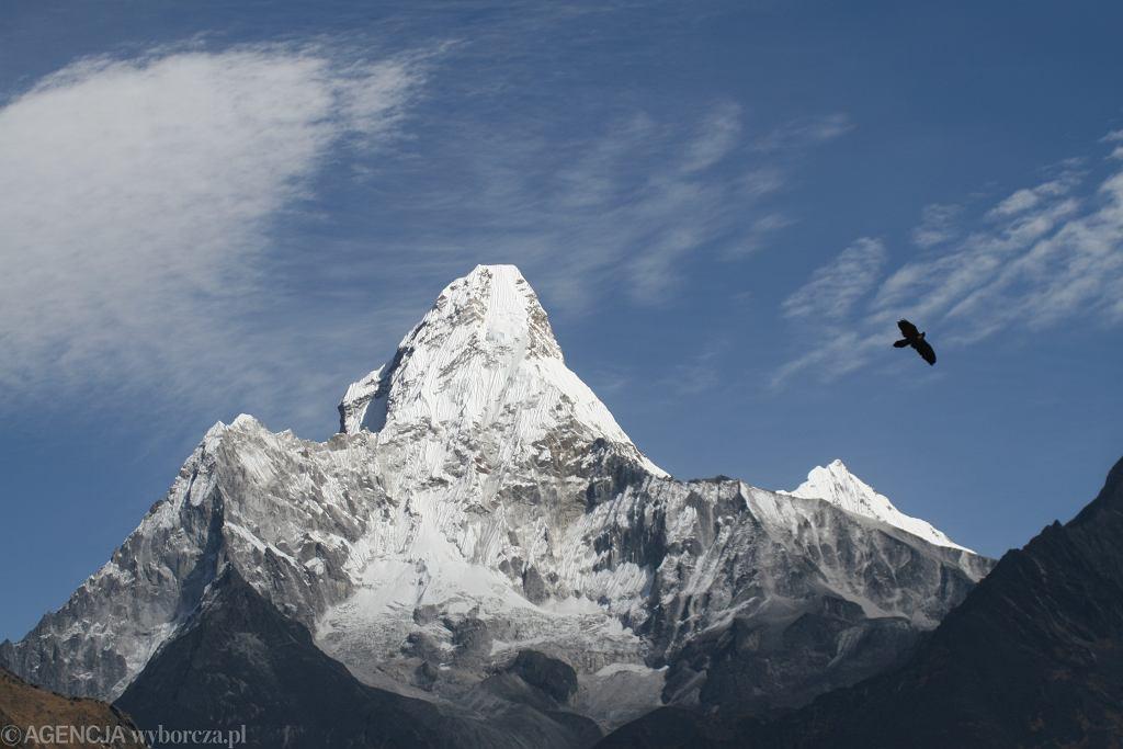 Nepal, rejon Humbu