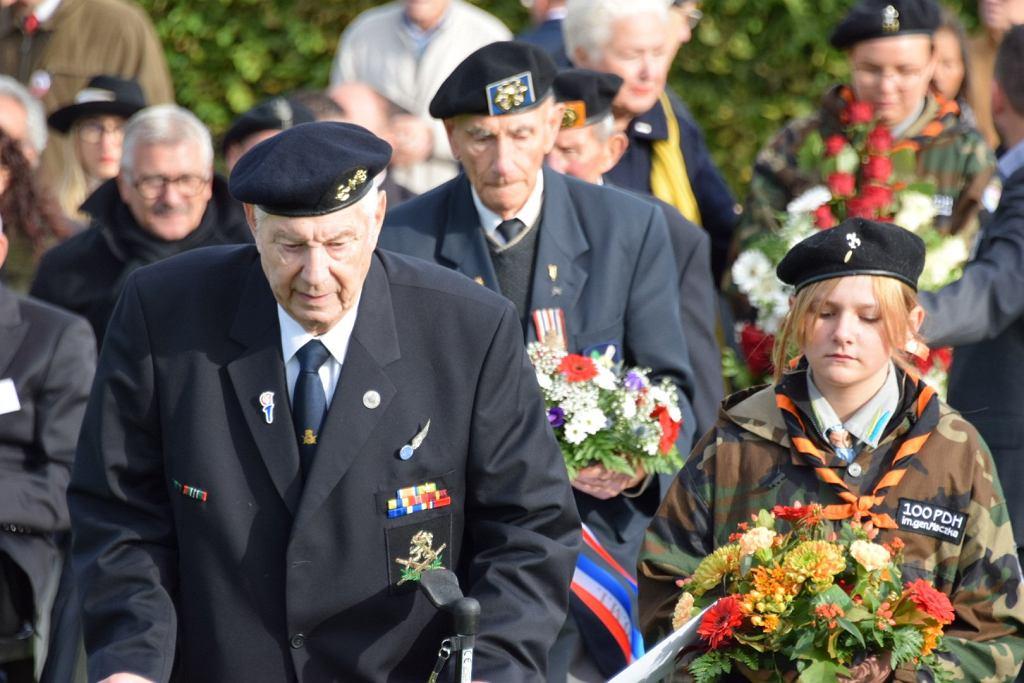 Holandia. Obchody 75. rocznicy wyzwolenia Bredy