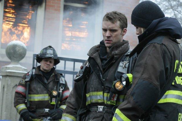 Jesse Spencer w serialu
