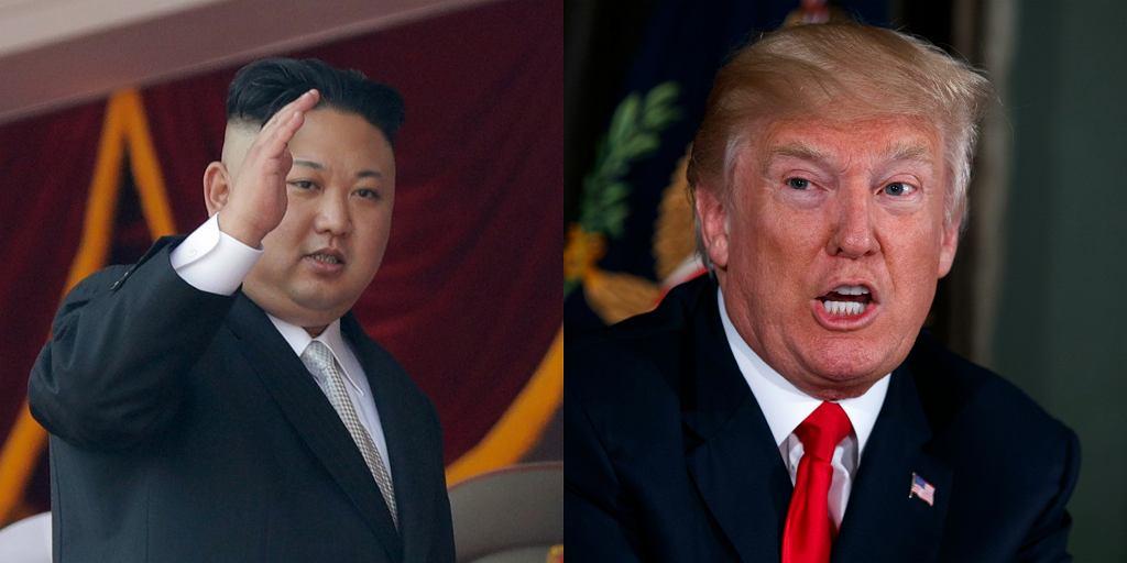Rośnie napięcie między Koreą Północną a Stanami Zjednoczonymi