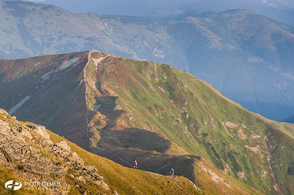 Bieg Ultra Granią Tatr