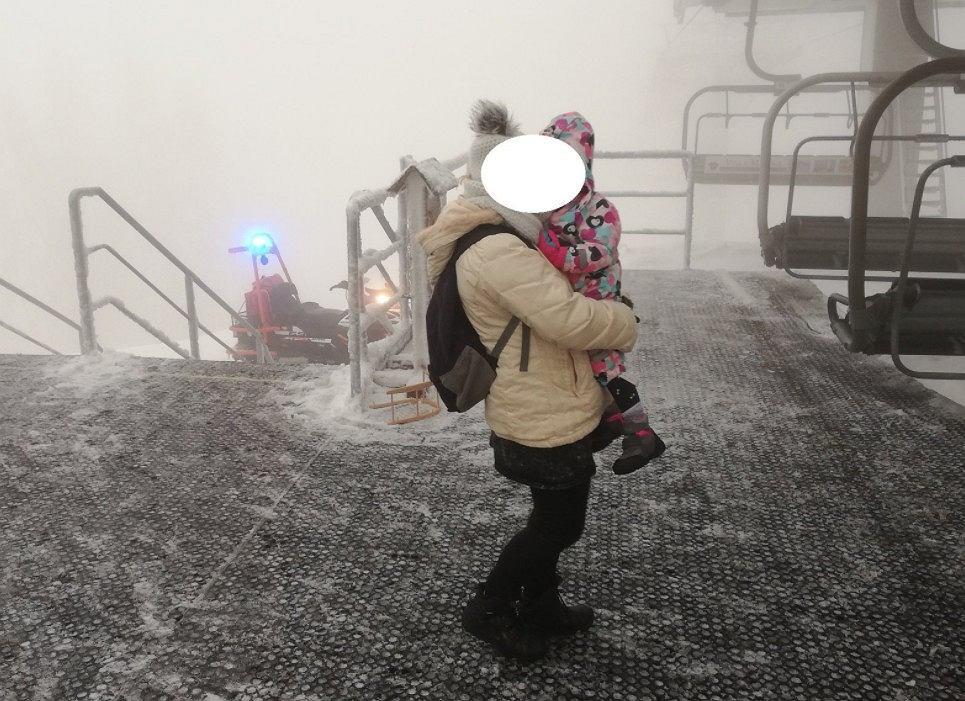 35-letnia turystka z Polski wyruszyła z dwuletnim synem na wycieczkę. Uratowali ich słowaccy ratownicy
