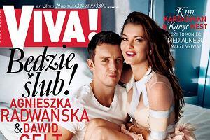 Dawid Celt i Agnieszka Radwańska
