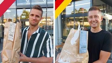 Jakub i Dawid porównali paragony za zakupy w Polsce i w Niemczech. 'Wniosek wbił nas w ziemię'