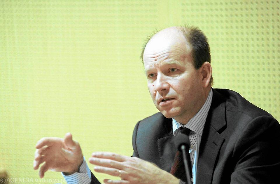 Minister Konstanty Radziwiłł, 2009 rok