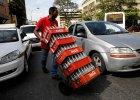 Wenezuelscy pracownicy Coca-Coli protestują. Nie dostaną wypłat