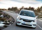Opel Zafira | Ceny w Polsce | Droższy od głównych rywali