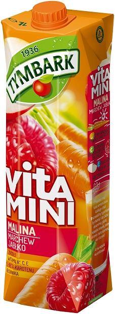 Tymbark Vitamini - malina