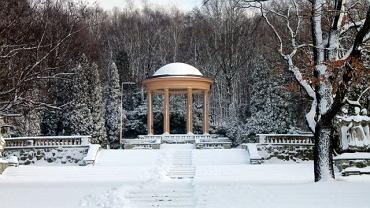 Zima w Parku Śląskim