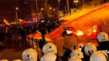 Zamieszki na marszu narodowców. Wrocław, 11 listopada 2019