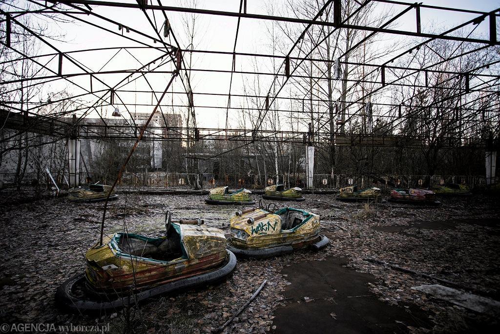 26 kwietnia. Tak wygląda Strefa Wykluczenia wokół Czarnobylskiej elektrowni jądrowej