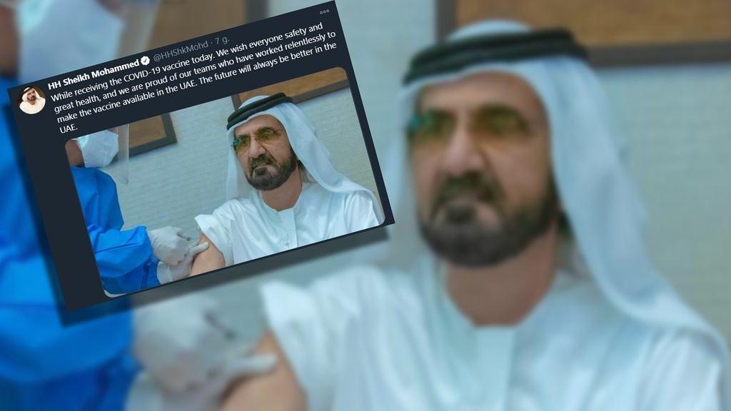 Muhammad bin Raszid Al Maktum