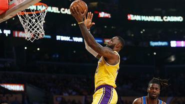 Los Angeles Lakers wciąż na pozycji lidera konferencji zachodniej