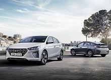Nowy Hyundai Ioniq - facelifting wersji hybrydowych
