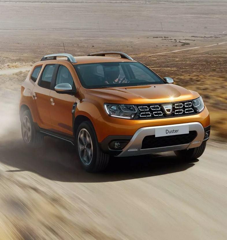 Dacia Duster - kiedy chcesz zjechać z asfaltu