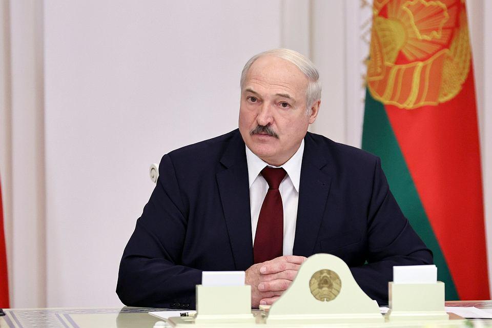 Aleksander Łukaszenka, 27 października 2020 r.