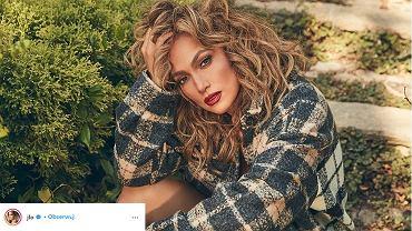 Jennifer Lopez zachwyciła gorącym zdjęciem na Instagramie. Fani: 'Królowa jest tylko jedna!'