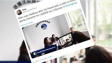 Proces on-line w Syczuańskim Sądzie Najwyższym