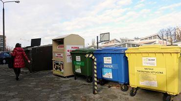 Kontenery na posegregowane odpady muszą zawierać tylko to, do czego są przeznaczone