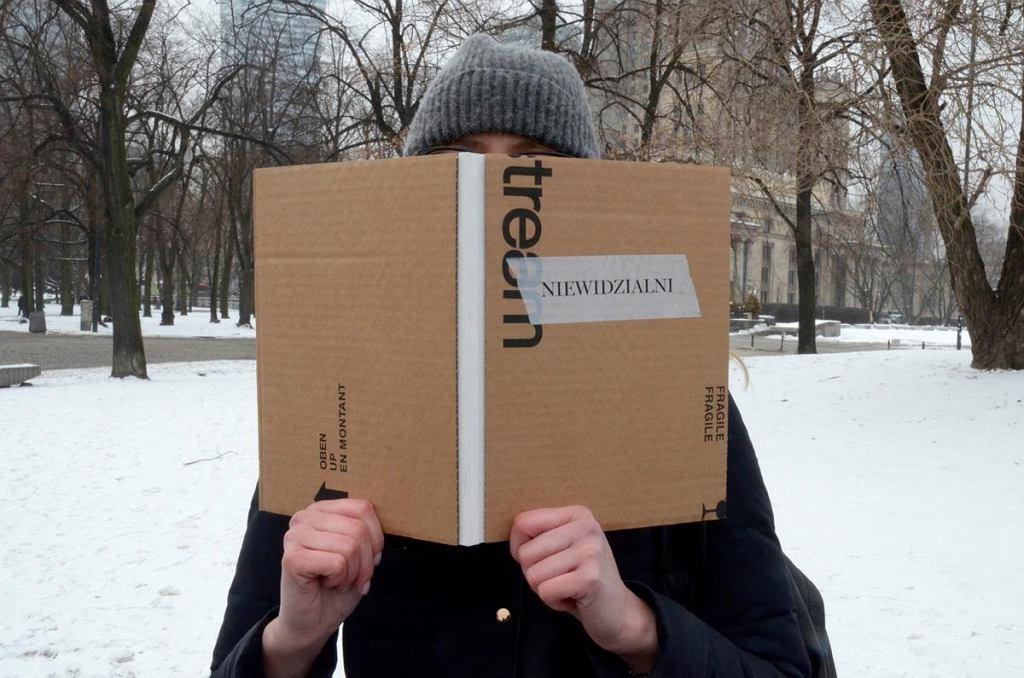Tę książkę możesz czytać tylko na mrozie