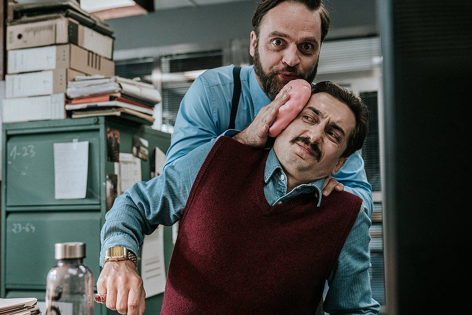 'The Office' - materiały promocyjne